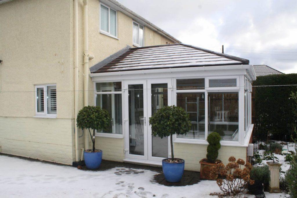 Warmerroof tiled roof