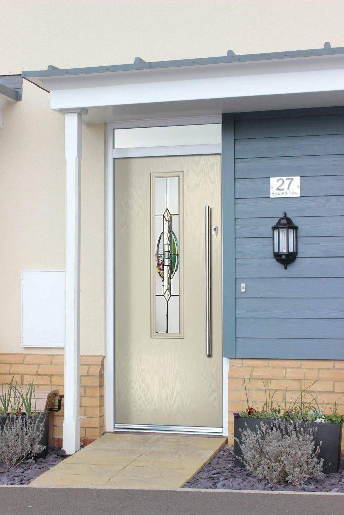 Doorco front door