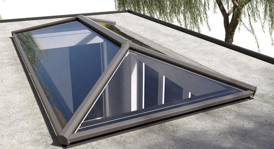 stratus roof lantern