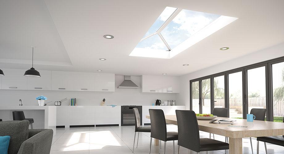 stratus kitchen roof light