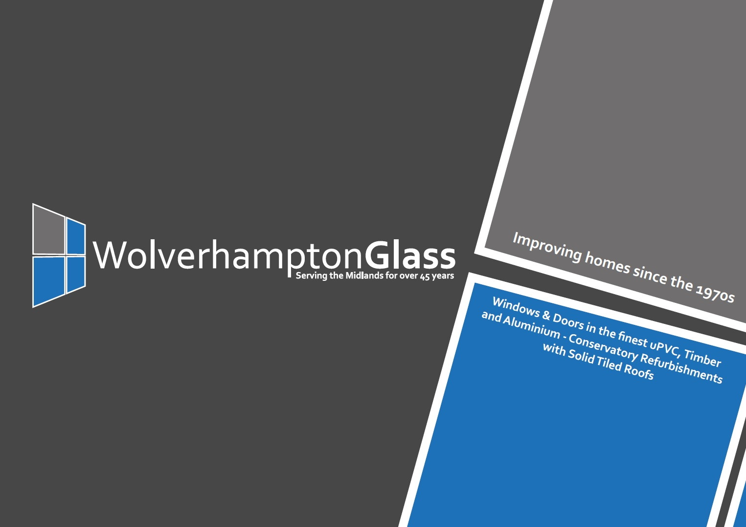 Wolverhampton glass catalog front cover